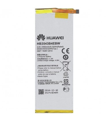 Battery Huawei HB3742A0EBC 2000mAh For P6-U06 / P6-T00 / P6-C00 / G6-U00 / P7-L09 / P7