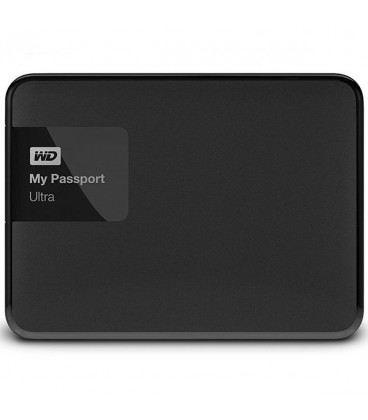 Western Digital My Passport Ultra Premium External Hard Drive - 2TB
