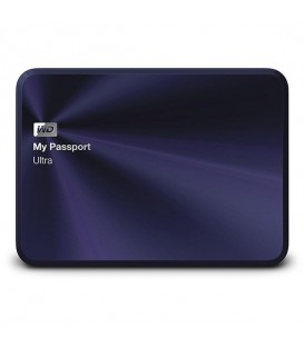 Western Digital My Passport Ultra Metal Edition External Hard Drive - 2TB