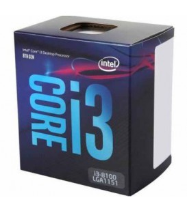 Intel Core i3-8100 3.6GHz LGA 1151 Coffee Lake TRAY CPU