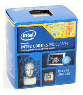 Intel Core i5-4570 3.2GHz LGA 1150 Haswell TRAY CPU